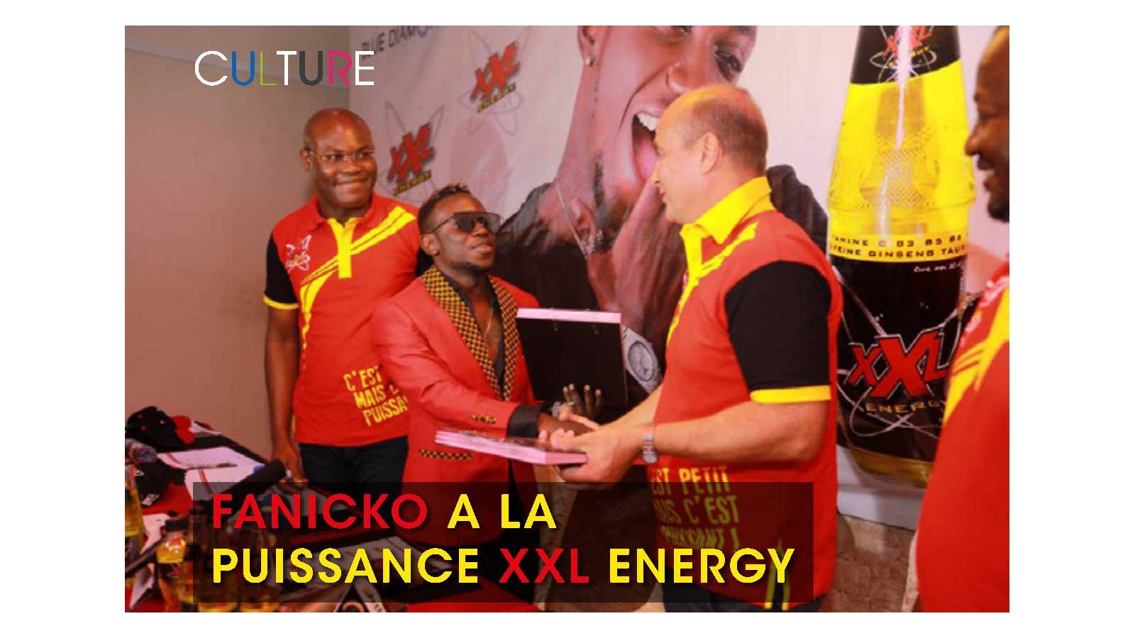 Fanicko, puissance XXL Energy