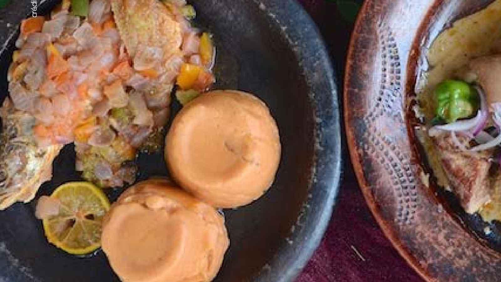 Nourriture au Bénin