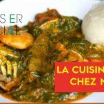 La cuisine de chez nous au Bénin